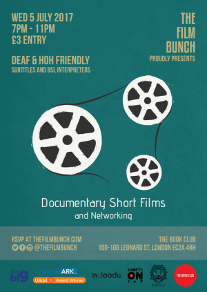 Documentary Short Films & Networking