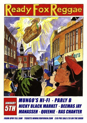 Ready Fox Reggae Present Mungos HiFi