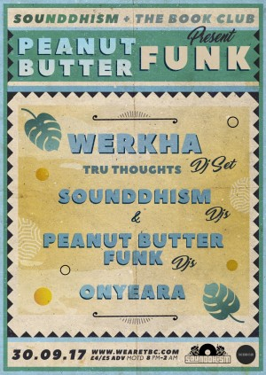 Peanut Butter Funk w/ Werkha