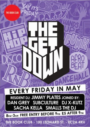 The Get Down with DJ X-Kutz