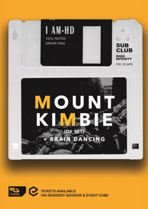 I AM - Mount Kimbie & Brain Dancing