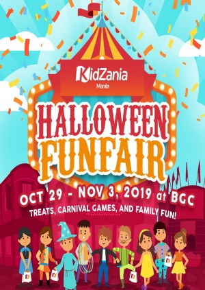 KidZania Manila FunFair Regular Ticket
