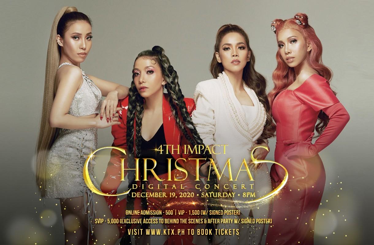 4th Impact Christmas Concert