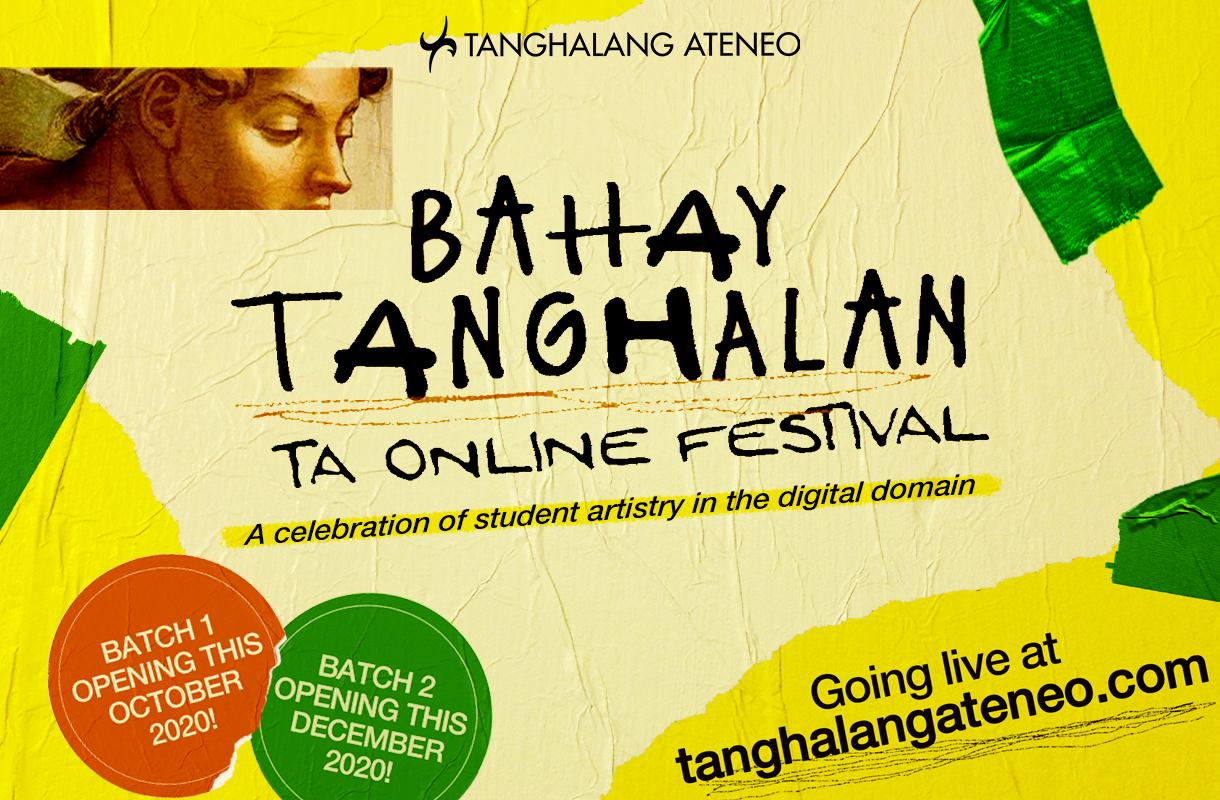 BAHAY TANGHALAN: TA FESTIVAL