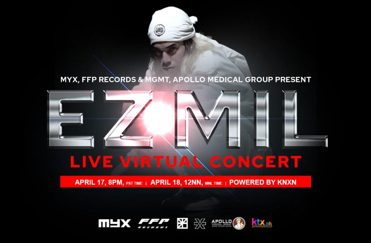 Ez Mil Virtual Concert