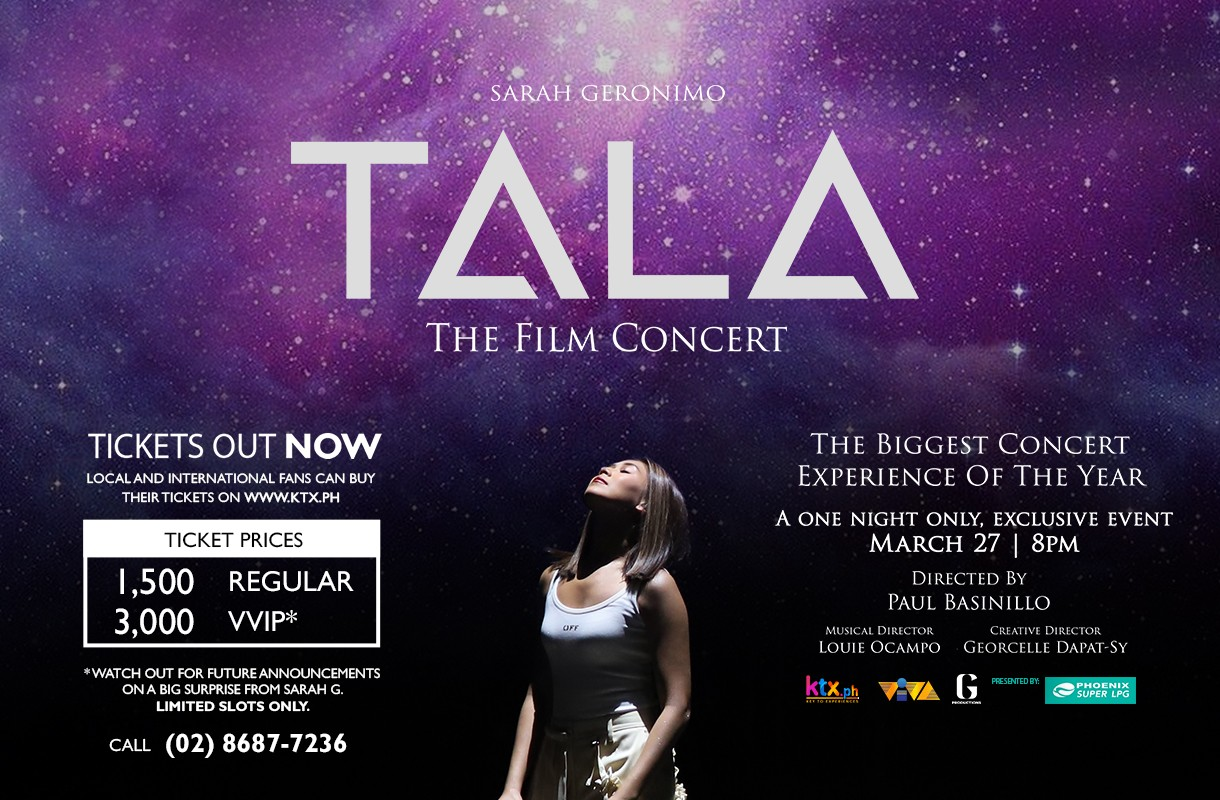 Tala: The Film Concert
