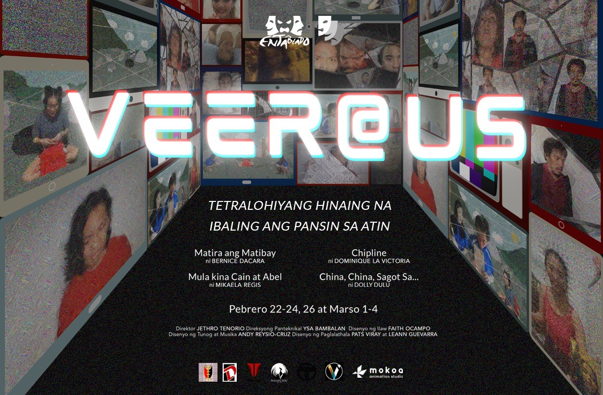 Ateneo Entablado presents Veer@us