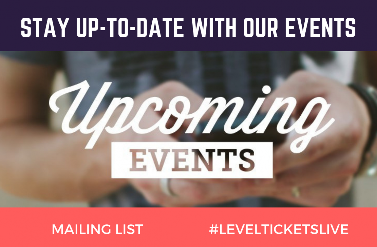 Join Our Events Community