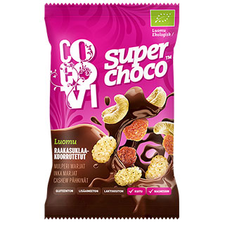 SuperChoco mix