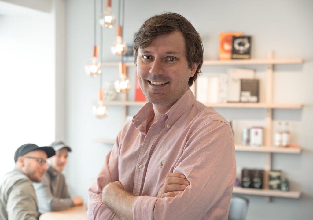 Evermade CEO Sami Relander