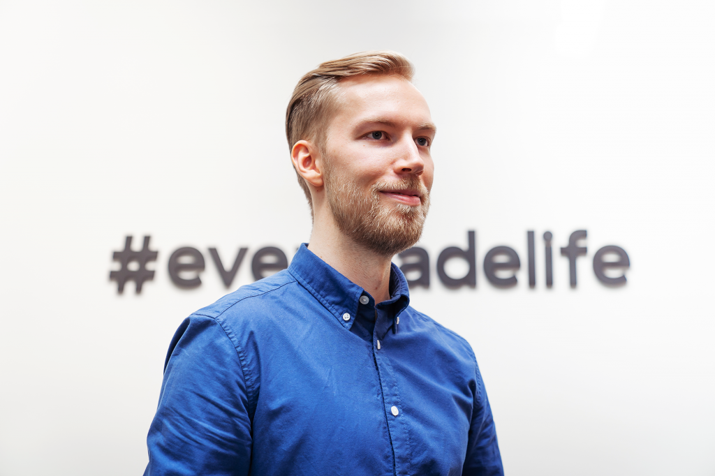 Marketing Coordinator Otto from Evermade