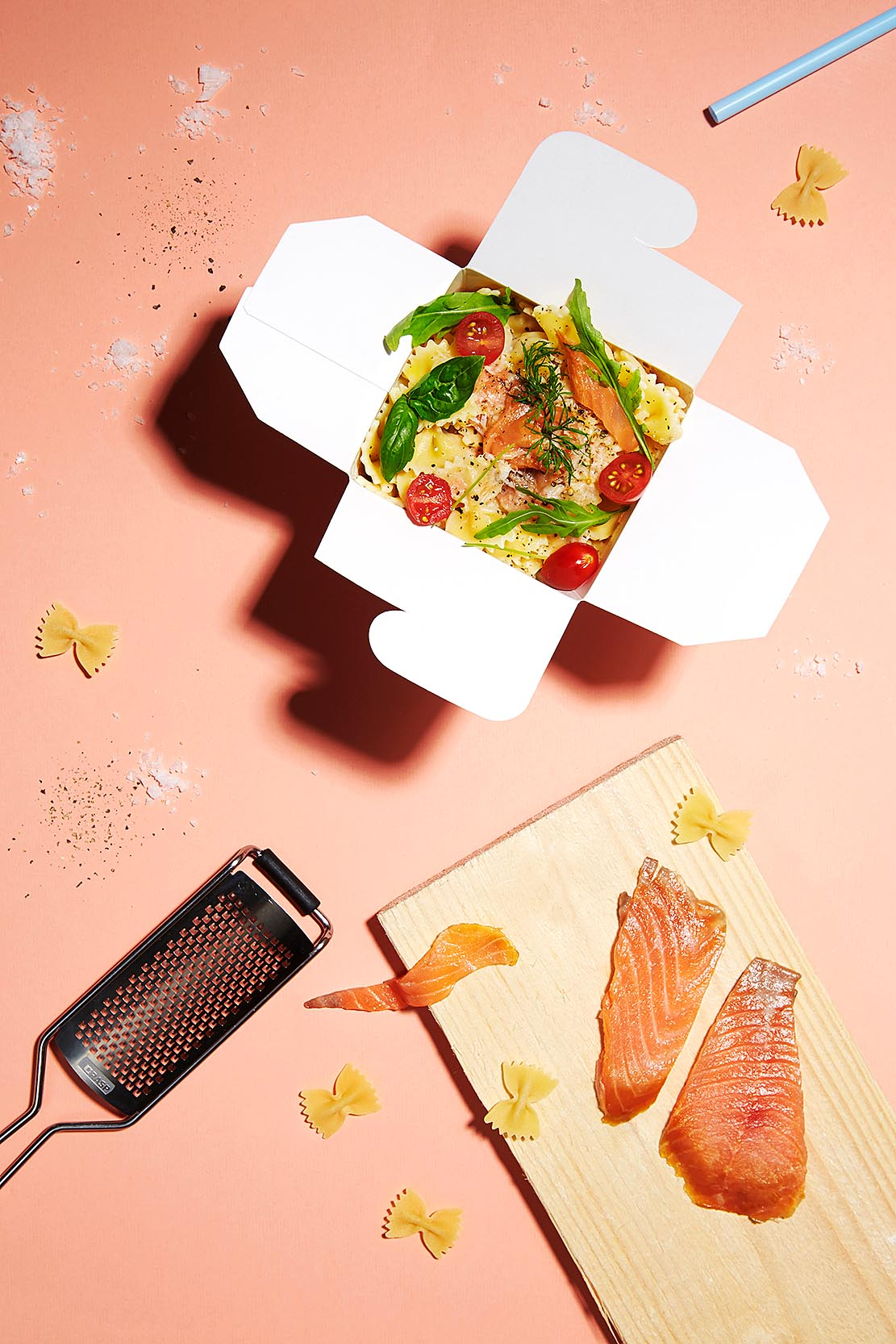 Hans Välimäki / Pasta Box brand photos / Juuso Salakka & Tony Eräpuro / Kuudes kerros / photography Panu Pälviä