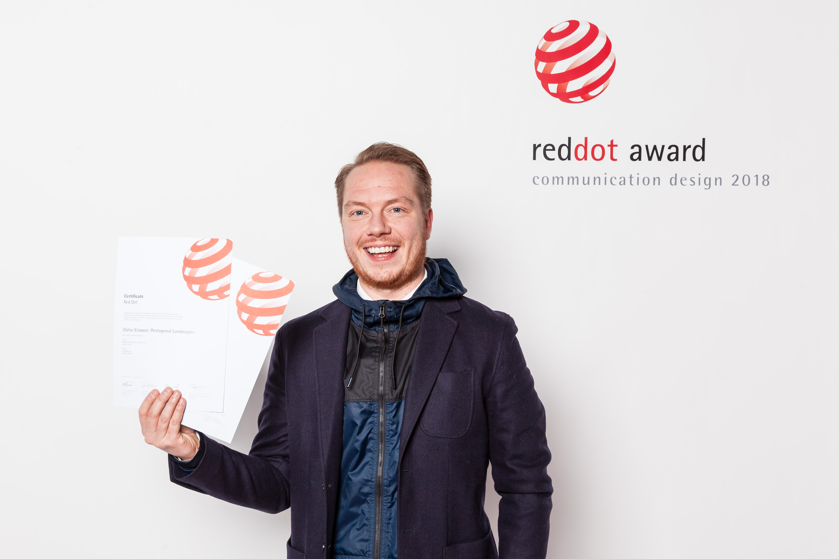 Two Kuudes Made Identities Awarded The Red Dot The Prize For The Best International Design Kuudes