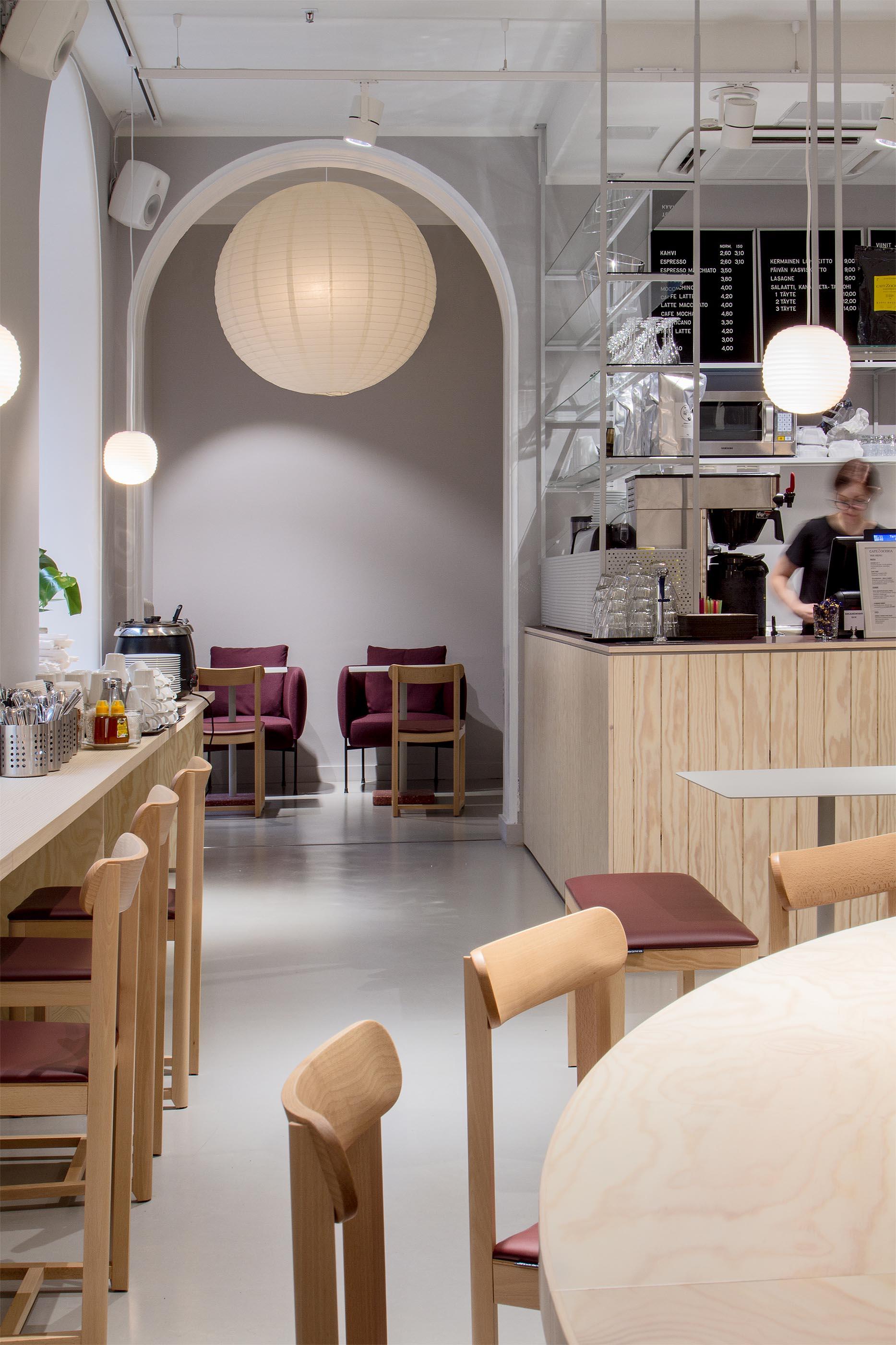 Kuudes work: Suomalainen Kirjakauppa Flagship Store