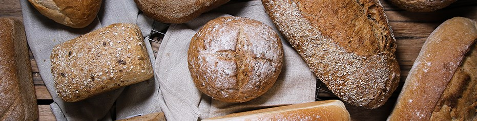Fresh organic bread from Baker Tom, delivered from Cornwall every morning and to you the same day.