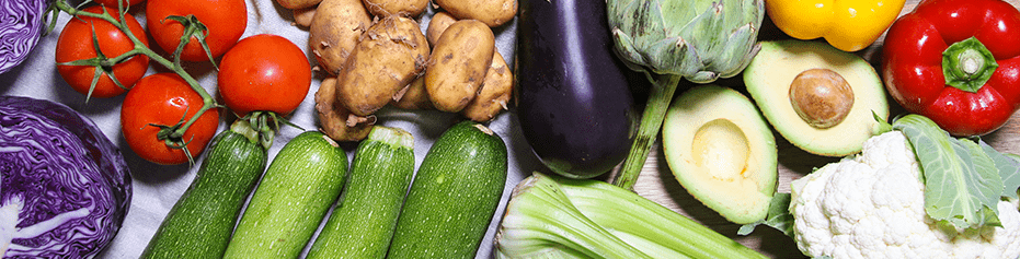 Choose from our selection of 100% Soil Association certified organic veg or a weekly veg box.