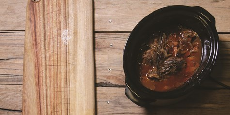 The Slow Cook Series: Spiced Organic Lamb Shanks with Quince Recipe