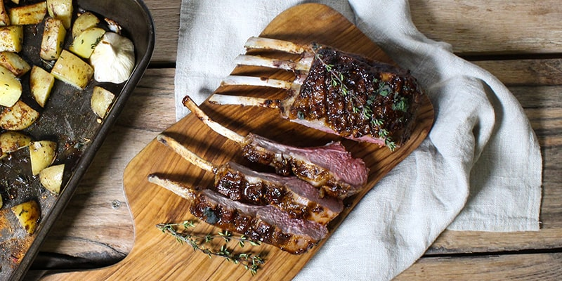 british lamb from organic farms in the uk, how to cook lamb