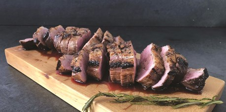 Organic Duck Breast with Balsamic Recipe