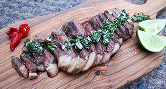 Organic, Grass Fed Beef Picanha Steaks Recipe