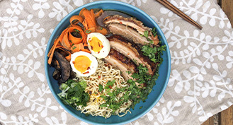 Organic Pork Belly Ramen Recipe