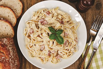 Anna's Kids Carbonara Recipe