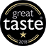 Great Taste 2018 - 1 star