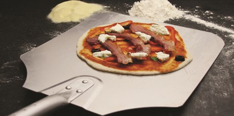 Organic Pizza with British Charcuterie