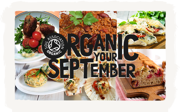 Organic September Recipes