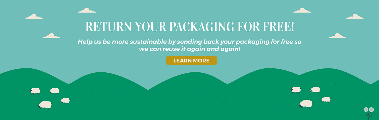 Recycle your packaging