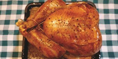Organic turkey and chicken recipes