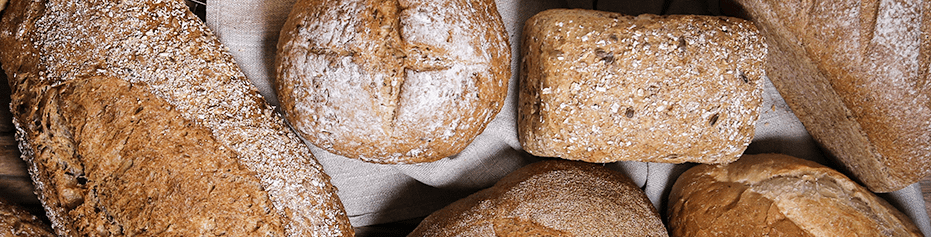 Traditionally made, organic fresh breads.