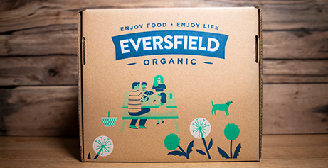 Build Your Organic Food Box