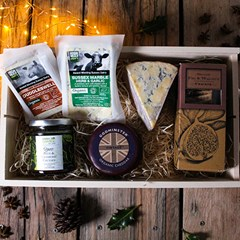 Cheeseboard Gift Box | Christmas Gift Box