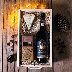 Port & Stilton Gift Box | Christmas Gift Box