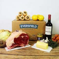 Rib of Beef Easter Banquet Box | Organic Meat Box Delivery