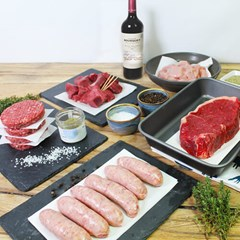 The BBQ Weekender Box | Organic Meat Delivery