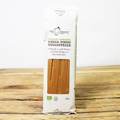 Mr Organic Whole Wheat Tagliatelle