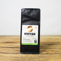 Organic Coffee Medium Grind