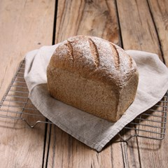 Baker Tom's, 100% Wholemeal Loaf | Organic Bread