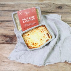 Beef Lasagne, Previously Frozen