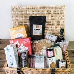 Breakfast Hamper | Organic Gifts