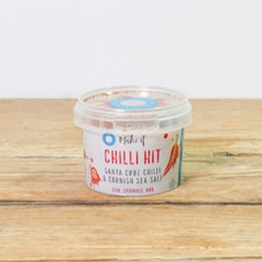 Cornish Sea Salt - Chilli | Organic Groceries