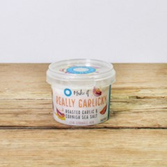Cornish Sea Salt - Garlic | Organic Groceries