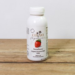 Coyo Coconut Kefir, Strawberry | Organic Groceries