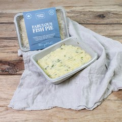 Wild Fish Pie, Frozen