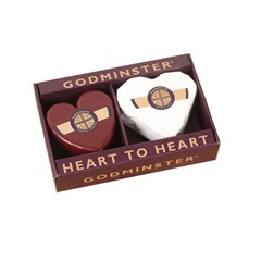 Heart to Heart Cheese Gift Set
