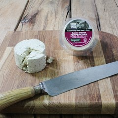 Sussex Slipcote - Cracked Black Pepper | Organic Cheese