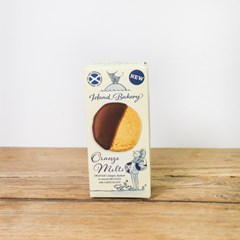 Island Bakery Orange Melts | Organic Biscuits