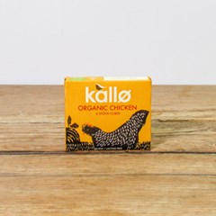 Kallo Chicken Stock Cubes | Organic Stock